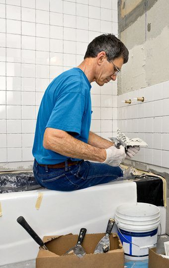 bathroom remodeling services and repair Washington DC perryaire