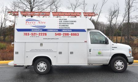 heating cooling electrical plumbing perryaire services