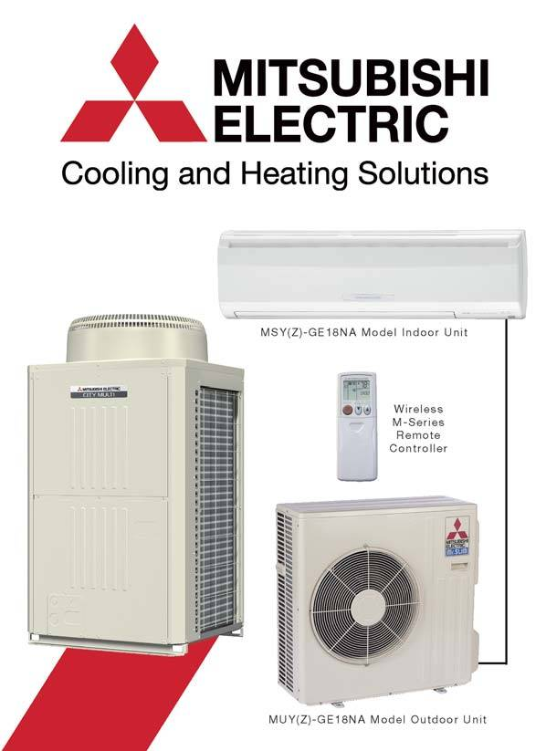 Mitsubishi Products HVAC Heating AC Air Conditioning Repair Arlington  Washington DC Maryland Virginia