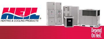 Heil Products HVAC Heating AC Air Conditioning Repair Arlington Washington DC Maryland Virginia
