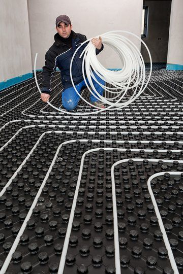 Radiant Floor Heating Services & Repair | Perryaire Arlington, VA DC