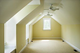 Attic Fan Repair Arlington Washington DC Maryland and Virginia Electrician
