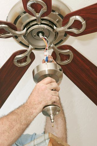 Ceiling Fan Repair Arlington Va Washington DC Md and Virginia Electrician