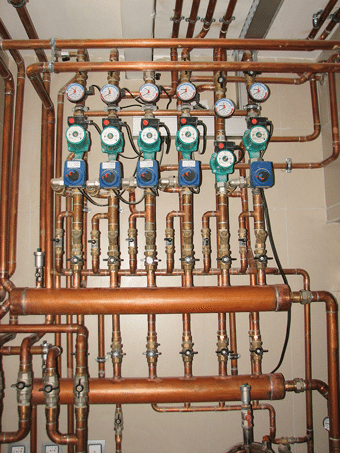 copper piping plumbing services stafford virginia perryaire