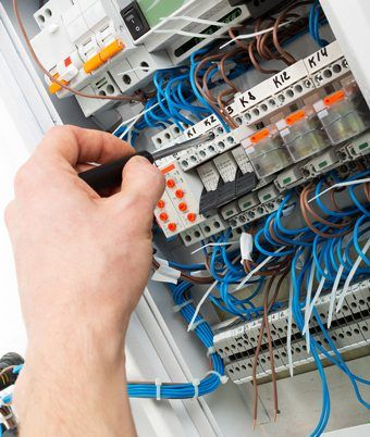 Fusebox Services and Repair Residential & Commercial by Perryaire